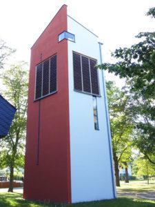 Martin-Luther-King-Haus Hoyerswerda-Neustadt_turm